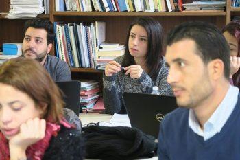 Deuxième cours de formation à l'intention de la HAICA Tunisie