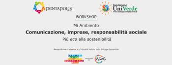 """""""Mi Ambiento – Comunicazione, imprese, responsabilità sociale – Più eco alla sostenibilità"""""""