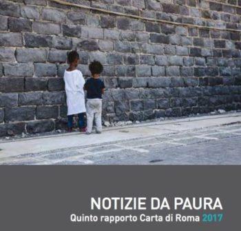 Notizie da paura: quinto rapporto Carta di Roma