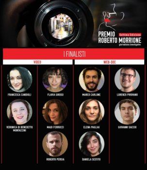Premio Roberto Morrione: presentati i finalisti della settima edizione