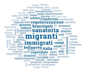 Migranti e lavoro nell'informazione italiana