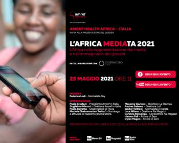 L'Africa MEDIAta – presentazione dossier 2021